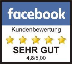 Facebook Bewertung