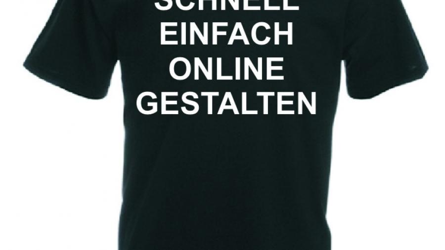 T-Shirt Druck Online