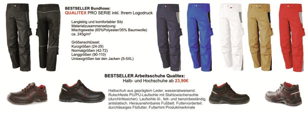 Arbeitskleidung Bestseller