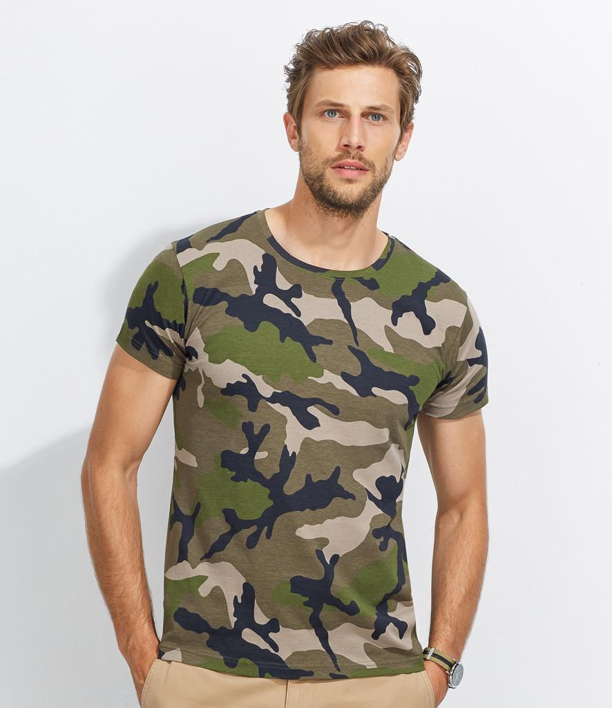 Camo T-Shirt