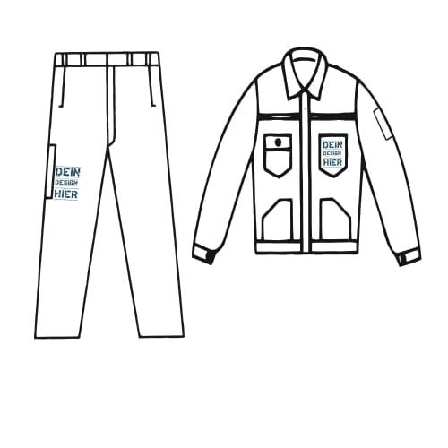 Arbeitskleidung-bedrucken
