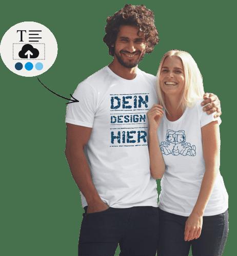 T-Shirt-designen