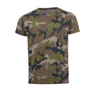 Herren Camouflage T-Shirt gestalten