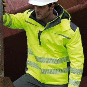 Dynamic Workwear Softshell Jacke